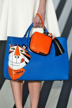 Anya Hindmarch Autumn/Winter 2014 Ready-To-Wear Collection | British Vogue