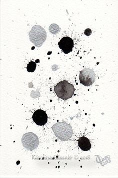 Merging Gassner, ink painting, centimeters, in a cm mount Group Art, Ink Drawings, Ink Painting, Paintings, Abstract, Gallery, Summary, Paint, Painting Art