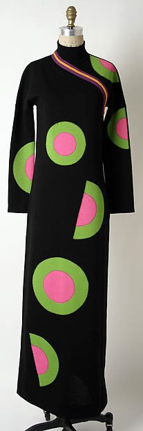 Designer: Rudi Gernreich (American (born Austria), Vienna 1922–1985 Los Angeles, California) Date: 1974 Culture: American Medium: wool