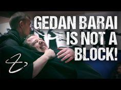Gedan Barai Is NOT A Block! - YouTube
