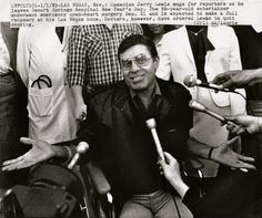 Jerry Lewis ( heart surgery article 1983 )