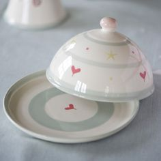Maisy Small Butterdish | Susie Watson Designs