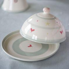 Maisy Small Butterdish | Susie Watson Designs
