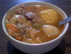 Caldo de Res Mexican Beef Soup Recipe
