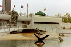 Bedford, VA - D-Day Memorial to honor U.S. soldiers who stormed the beach at Normandy