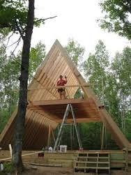 Resultado De Imagen De A Frame Model House Casas Prefabricadas