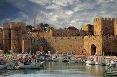 Rhodes,Greece