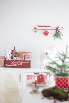xmas, christmas time, greengate, syl loves, maileg, coca cola