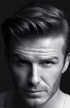 Pleasing David Beckham Haircut Football And Male Celebrities On Pinterest Hairstyle Inspiration Daily Dogsangcom