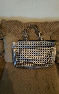 Used Braciano Gunmetal Handbag After Christmas, Christmas Delivery, Christmas Sale, 4th Of July, April 10th, New Year 2017, Fathers Day Sale, Anniversary Sale, Cool Watches