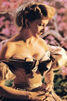 Deborah Kerr in The  King and I - one of the most fabulous dresses ever in cinema    http://25.media.tumblr.com/tumblr_lmlip3NZKs1qd9ijko1_500.jpg