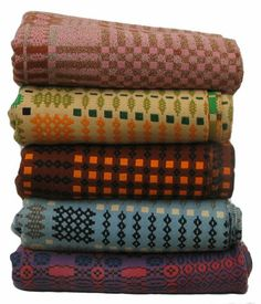 Jen Jones Welsh Quilts & Blankets - Tapestry Blankets