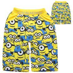 CP1089 Kids Clothing Minions Pants - http://ctsonlineshop.com/cp1089-kids-clothing-minions-pants/
