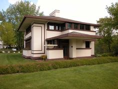 Stockman House - Frank Lloyd Wright