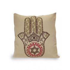 I want i want! @dormify Hamsa Pillow