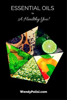 Essential Oils for a Healthy You