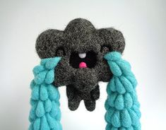 """Check out new work on my @Behance portfolio: """"Cry Baby Cloud, art toy"""" http://be.net/gallery/66583991/Cry-Baby-Cloud-art-toy"""