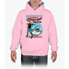 The Amity Great White Hoodie