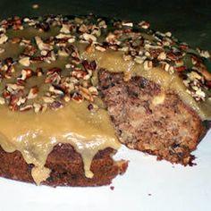 Gâteau d'automne aux pommes fraîches @ http://qc.allrecipes.ca