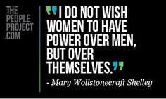 Wollstonecraft - a famous INFK.