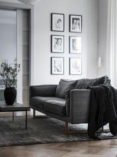 Diy Home decor - Home Decor Tips New Living Room, Living Room Interior, Home Interior Design, Home And Living, Living Room Decor, Bedroom Decor, Simple House, Living Room Designs, Home Furniture