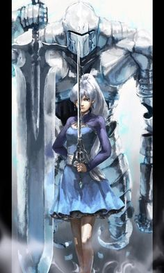 Safeguarded Weiss (ドツト on pixiv) : RWBY