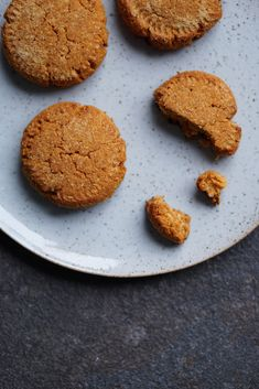 Sweet Potato, Coconut and Vanilla Cookies {AIP, Paleo, Low Histamine} – Healing Family Eats