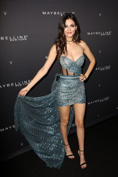 Picture of Victoria Justice Victoria Justice, Vicky Justice, Tori Vega, Hot Brunette, Girls In Love, Beautiful Celebrities, Sexy Legs, Pretty Woman, Sexy Dresses