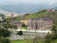 Palacio de Sobrellano,Comillas