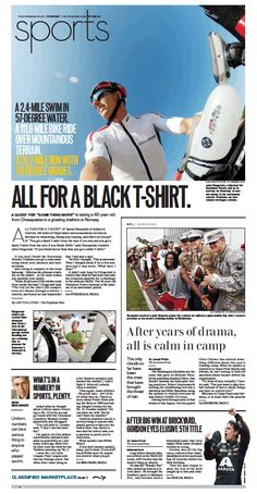 Sports, July 29, 2014.