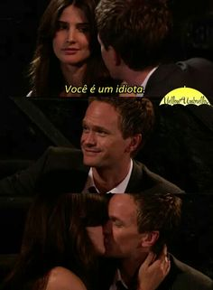 Barney E Robin, Ted And Robin, Ted Mosby, How I Met Your Mother, Series Movies, Tv Series, Olive Theory, Mothers Friend, Memes