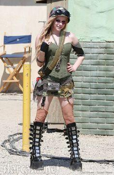 Avril Lavigne Rock N Roll music video