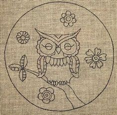 Image result for Free Punch Needle Embroidery Patterns