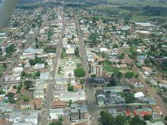 Clevelândia, Paraná, Brasil - pop 16.321