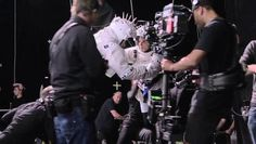 "#VIDEO ""Gravity"" Behind-the-Scenes"
