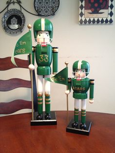 Our Baylor Proud Nutcrackers! #SicEm