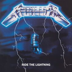 From the official 2016 Ride The Lightning remastered album. Band: Metallica Album: Ride The Lightning Release: 1984 Vocals/Rhythm Guitar: James Hetfield Lead. Heavy Metal, Metallica Song, Best Workout Songs, Crystal Method, Red Right Hand, Metal Songs, Halloween Music, Ride The Lightning, The Bad Seed