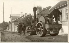 Maanteemuuseum - Teetööd, 1920.-30. Cannon, Finland, Engineering, Canon, Electrical Engineering, Architectural Engineering, Mechanical Engineering