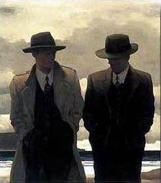 Jack Vettriano: un pittore dell'altro mondo
