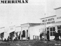 MERRIMAN, Nebraska - Cherry  County - CASDE