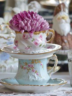 tasses porcelaine ancienne de ma collection