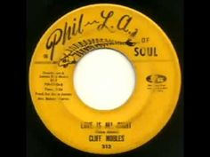 "Cliff Nobles - ""Love Is All Right"""