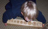 Montessori lessons from the {Confessions of a Montessori Mom blog} #Montessori