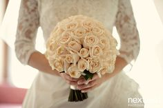 Wedding Bouquets, Bridal, Floral, Flowers, How To Make, Beauty, Youtube, White Bouquets, Universe
