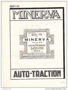 Minerva Auto-Traction