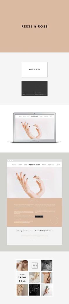 Branding design and identity by Savanna Hunter-Reeves.:
