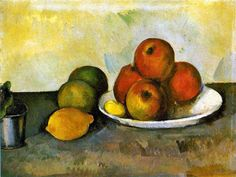 Paul Cezanne Still-life with Apples painting for sale, this painting is available as handmade reproduction. Shop for Paul Cezanne Still-life with Apples painting and frame at a discount of off. Cezanne Art, Paul Cezanne Paintings, Oil Paintings, Painting Art, Painting Portraits, Paintings Famous, Painting Classes, Fruit Painting, Finger Painting
