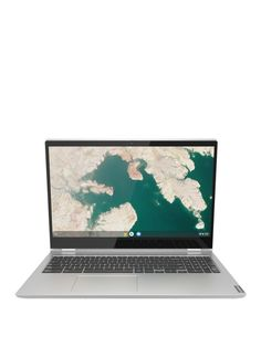 Buy Lenovo Chromebook Convertible Laptop, Intel Pentium Gold, RAM, eMMC, Mineral Grey from our View All Laptops & MacBooks range at John Lewis & Partners. Lenovo Wallpapers, Intel Processors, Food Displays, 4gb Ram, Chromebook, Android Apps, Laptop, Operating System, Google Play
