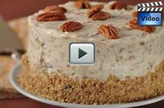 This Hummingbird Cake is moist and flavorful with chopped pecans, crushed pineapple, and mashed bananas. It is frosted with a delicious cream cheese frosting. From Joyofbaking.com With Demo Video