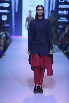 Lakmé Fashion Week – RISHTA BY ARJUN SALUJA AT LFW WF 2015